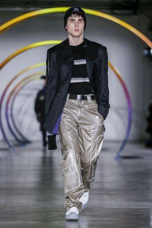 Liam Hodges Menswear Fall Winter 2019 London8