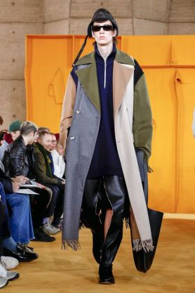 Loewe Menswear Fall Winter 2019 Paris13
