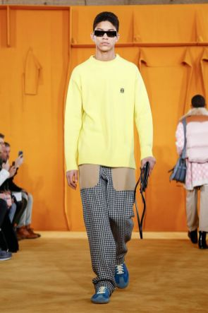Loewe Menswear Fall Winter 2019 Paris19