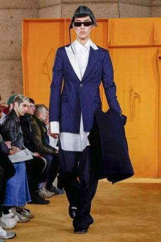 Loewe Menswear Fall Winter 2019 Paris39