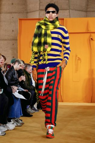 Loewe Menswear Fall Winter 2019 Paris43