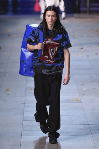 Louis Vuitton Menswear Fall Winter 2019 Paris30