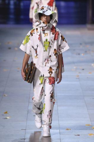 Louis Vuitton Menswear Fall Winter 2019 Paris52
