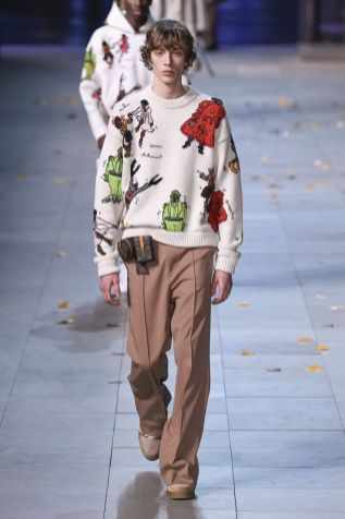 Louis Vuitton Menswear Fall Winter 2019 Paris53
