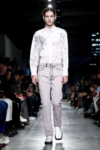 MSGM Menswear Fall Winter 2019 Milan11