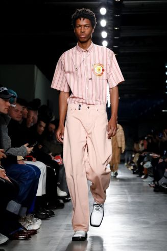 MSGM Menswear Fall Winter 2019 Milan13