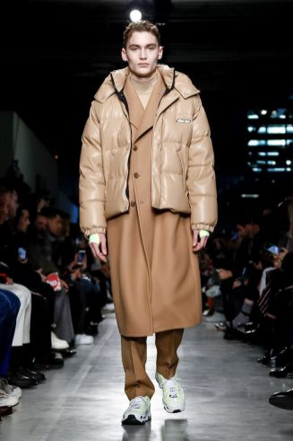 MSGM Menswear Fall Winter 2019 Milan14