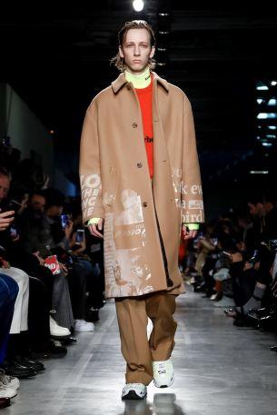 MSGM Menswear Fall Winter 2019 Milan16