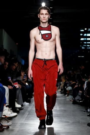 MSGM Menswear Fall Winter 2019 Milan22