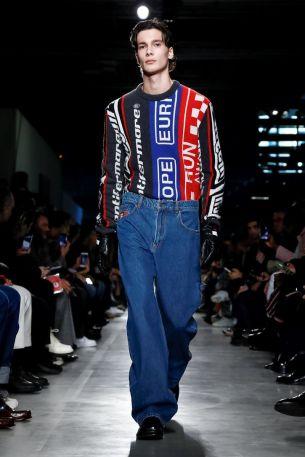 MSGM Menswear Fall Winter 2019 Milan28