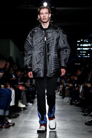 MSGM Menswear Fall Winter 2019 Milan30