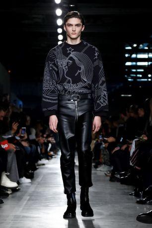 MSGM Menswear Fall Winter 2019 Milan32