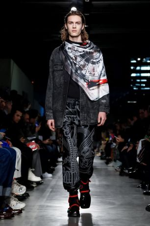 MSGM Menswear Fall Winter 2019 Milan39