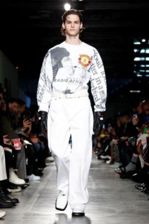 MSGM Menswear Fall Winter 2019 Milan45