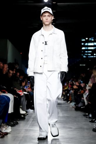 MSGM Menswear Fall Winter 2019 Milan5