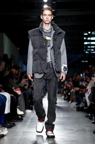 MSGM Menswear Fall Winter 2019 Milan8