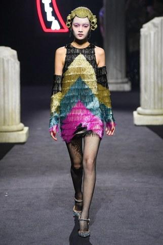 Moschino Menswear Fall Winter 2019 Rome29