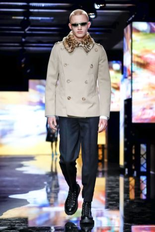 Neil Barrett Men & Women Fall Winter 2019 Milan26