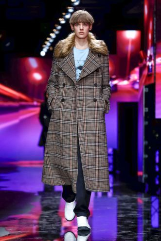 Neil Barrett Men & Women Fall Winter 2019 Milan50