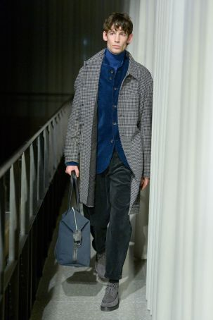 Oliver Spencer Menswear Fall Winter 2019 London10