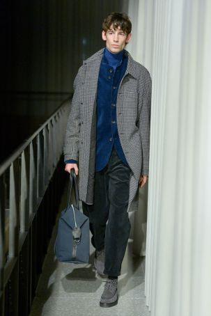 Oliver Spencer Menswear Fall Winter 2019 London10