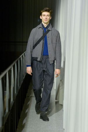 Oliver Spencer Menswear Fall Winter 2019 London15