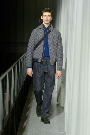 Oliver Spencer Menswear Fall Winter 2019 London15