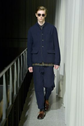Oliver Spencer Menswear Fall Winter 2019 London17