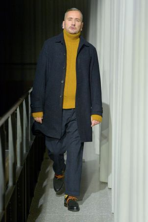 Oliver Spencer Menswear Fall Winter 2019 London18