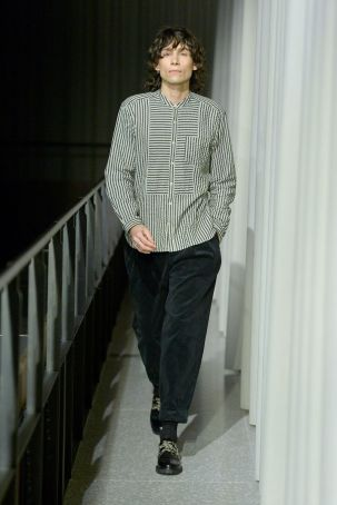 Oliver Spencer Menswear Fall Winter 2019 London3