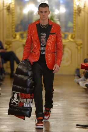 Philipp Plein Men's Fall 2019