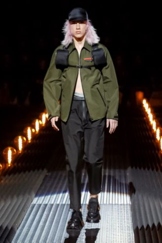 Prada Menswear Fall Winter 2019 Milan24
