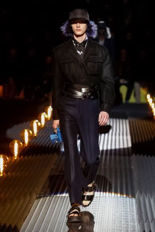 Prada Menswear Fall Winter 2019 Milan48