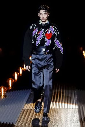 Prada Menswear Fall Winter 2019 Milan56