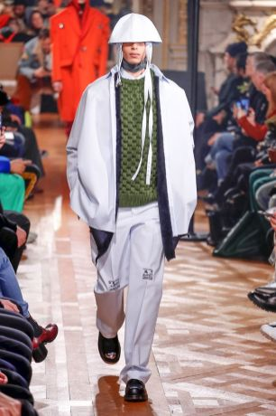 Raf Simons Menswear Fall Winter 2019 Paris31