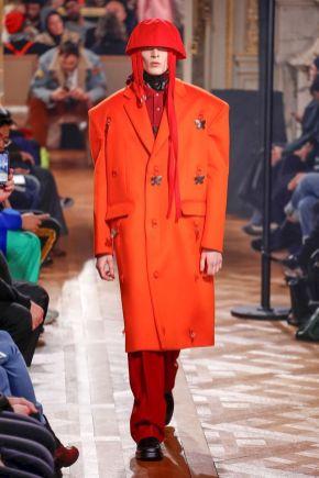 Raf Simons Menswear Fall Winter 2019 Paris32