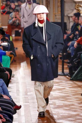 Raf Simons Menswear Fall Winter 2019 Paris40