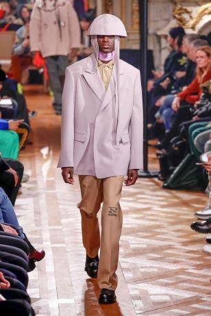 Raf Simons Menswear Fall Winter 2019 Paris41