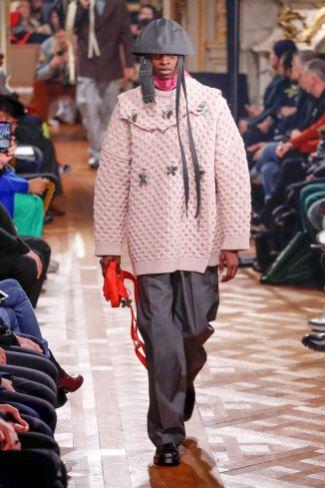 Raf Simons Menswear Fall Winter 2019 Paris42