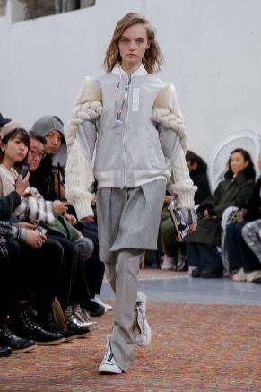 Sacai Menswear Fall Winter 2019 Paris1