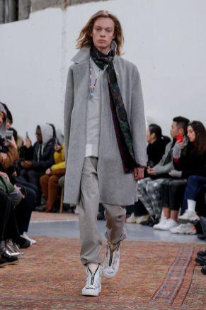Sacai Menswear Fall Winter 2019 Paris10