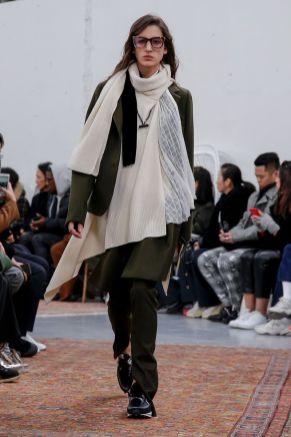 Sacai Menswear Fall Winter 2019 Paris12