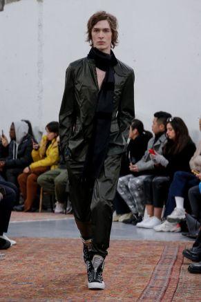 Sacai Menswear Fall Winter 2019 Paris13