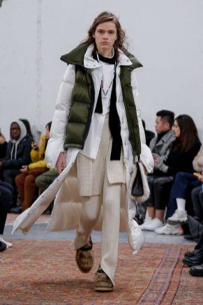 Sacai Menswear Fall Winter 2019 Paris15
