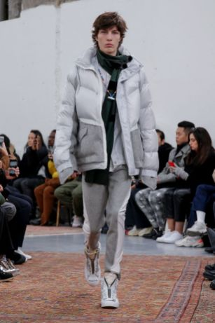 Sacai Menswear Fall Winter 2019 Paris2