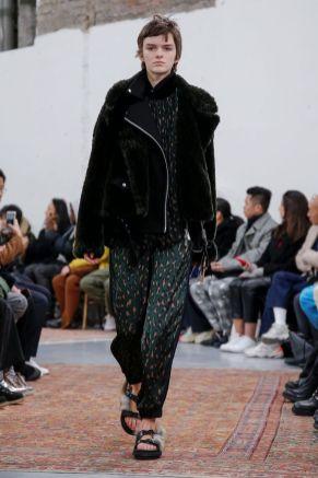 Sacai Menswear Fall Winter 2019 Paris20