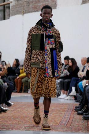 Sacai Menswear Fall Winter 2019 Paris22