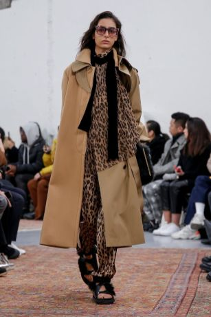 Sacai Menswear Fall Winter 2019 Paris26
