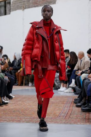Sacai Menswear Fall Winter 2019 Paris31