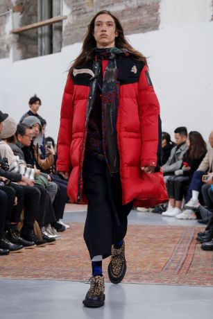 Sacai Menswear Fall Winter 2019 Paris33